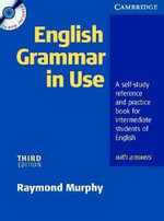 English Grammar In Use with Answers and CD ROM Klett Edition : A Self-study Reference and Practice Book for Intermediate Students of English - Raymond Murphy