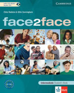 Face2face Intermediate Student's Book with Audio CD/CD-ROM Klett Edition : Face2face Ser. - Chris Redston