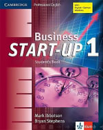 Business Start-Up 1 Student's Book Klett Edition : Teacher's Resource Book - Mark Ibbotson