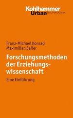 Forschungsmethoden Der Erziehungswissenschaft : Eine Einfuhrung - Franz-Michael Konrad