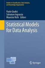 Statistical Models for Data Analysis : Topics from the Indian Statistical Institute