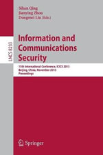 Information and Communications Security : 15th International Conference, ICICS 2013, Beijing, China, November 20-22, 2013, Proceedings