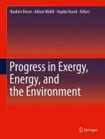 Progress in Exergy, Energy and Environment