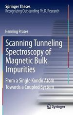 Scanning Tunneling Spectroscopy of Magnetic Bulk Impurities : From a Single Kondo Atom Towards a Coupled System - Henning Pruser