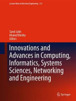 Innovations and Advances in Computing, Informatics, Systems Sciences, Networking and Engineering