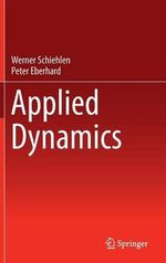 Applied Dynamics - Werner Schiehlen