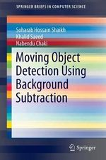 Moving Object Detection Using Background Subtraction - Soharab Hossain Shaikh