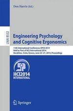 Engineering Psychology and Cognitive Ergonomics : 11th International Conference, EPCE 2014, Held as Part of HCI International 2014, Heraklion, Crete, Greece, June 22-27, 2014, Proceedings