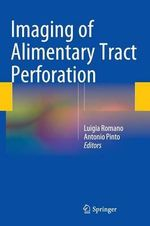 Imaging of Alimentary Tract Perforation