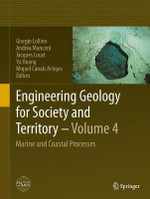 Engineering Geology for Society and Territory - Volume 4 : Marine and Coastal Processes