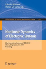 Nonlinear Dynamics of Electronic Systems : 22nd International Conference, Ndes 2014, Albena, Bulgaria, July 4-6, 2014. Proceedings