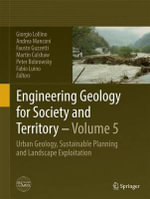 Engineering Geology for Society and Territory - Volume 5 : Urban Geology, Sustainable Planning and Landscape Exploitation