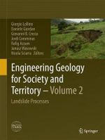 Engineering Geology for Society and Territory - Volume 2 : Landslide Processes