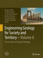 Engineering Geology for Society and Territory - Volume 8 : Preservation of Cultural Heritage