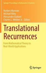 Translational Recurrences : From Mathematical Theory to Real-World Applications