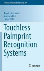 Touchless Palmprint Recognition Systems - Angelo Genovese
