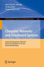 Computer Networks and Distributed Systems : International Symposium, Cnds 2013, Tehran, Iran, December 25-26, 2013, Revised Selected Papers