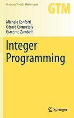 Integer Programming - Michele Conforti