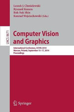 Computer Vision and Graphics : International Conference, Iccvg 2014, Warsaw, Poland, September 15-17, 2014, Proceedings