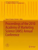 Proceedings of the 2010 Academy of Marketing Science (AMS) Annual Conference