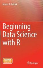 Beginning Data Science with R - Manas A. Pathak