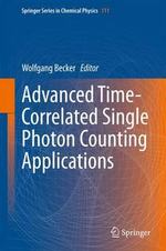 Advanced Time-Correlated Single Photon Counting : Applications