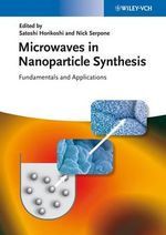Microwaves in Nanoparticle Synthesis : Ultrafast Optics and Relaxation Dynamics