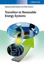 Transition to Renewable Energy Systems : Energy Process Engineering