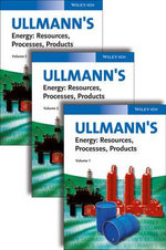 Ullmann's Energy : Resources, Processes, Products