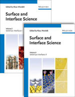 Surface and Interface Science : Solid Gas Interfaces I Volume 5