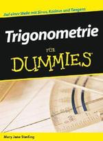 Trigonometrie fur Dummies - Mary Jane Sterling