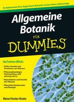 Allgemeine Botanik Fur Dummies - Rene Fester Kratz