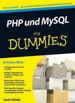 PHP 5.4 Und MySQL 5.6 Fur Dummies - Janet Valade