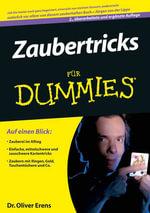 Zaubertricks Fur Dummies - Oliver Erens