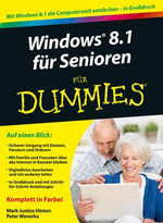 Windows 8.1 fur Senioren Fur Dummies - Peter Weverka