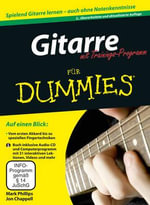 Gitarre Fur Dummies mit Trainings-Programm - Jon Chappell