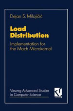 Load Distribution : Implementation for the Mach Microkernel - Dejan S. Milojicic