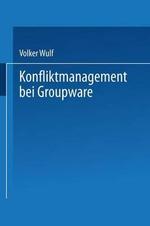Konfliktmanagement Bei Groupware : Secret Circle - Volker Wulf