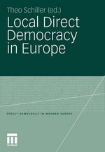 Local Direct Democracy in Europe : Experiences from Indonesia and Nigeria