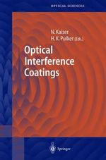 Optical Interference Coatings