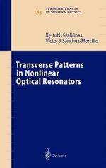 Transverse Patterns : Springer Tracts in Modern Physics - K. Staliunas