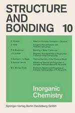 Inorganic Chemistry - Xue Duan
