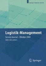 Logistik-Management : Strategien - Konzepte - Praxisbeispiele - R. Arndt