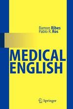 Medical English - Ramon Ribes