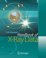 Handbook of X-Ray Data - Gunter Zschornack