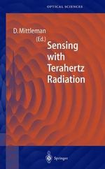 Sensing with Terahertz Radiation