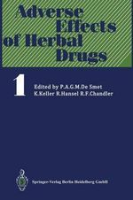 Adverse Effects of Herbal Drugs