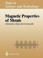 Magnetic Properties of Metals : d-Elements, Alloys and Compounds