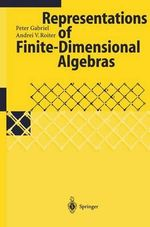 Representations of Finite-Dimensional Algebras : Representations of Finite-dimensional Algebras v. 8 - Peter Gabriel
