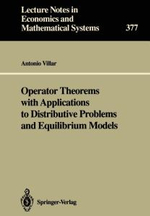 Operator Theorems with Applications to Distributive Problems and - Antonio Villar